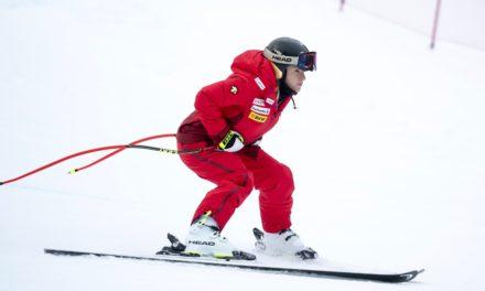 Lara Gut-Behrami fait scandale à Cortina