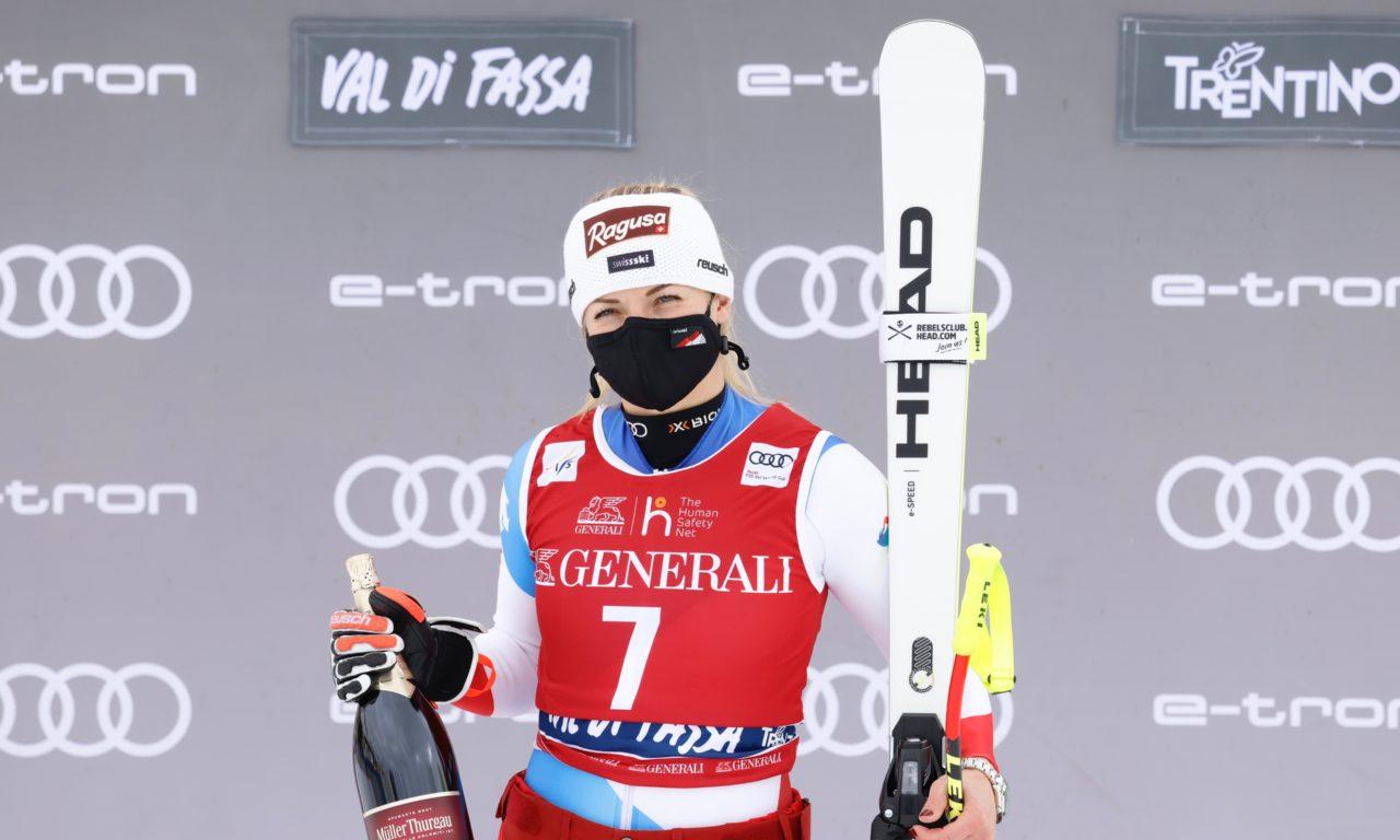 """""""J'ai beaucoup de confiance en mon ski"""""""