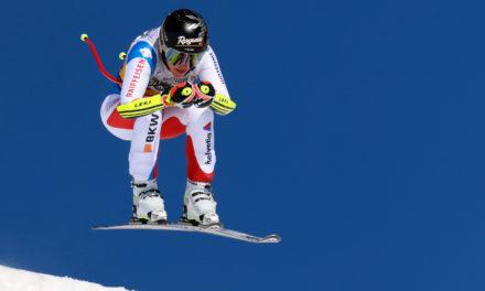 Lara Gut-Behrami encore meilleure Suissesse