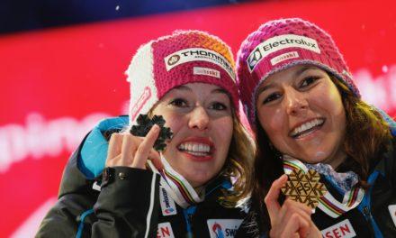 Neuf Suissesses pour les médailles à Cortina