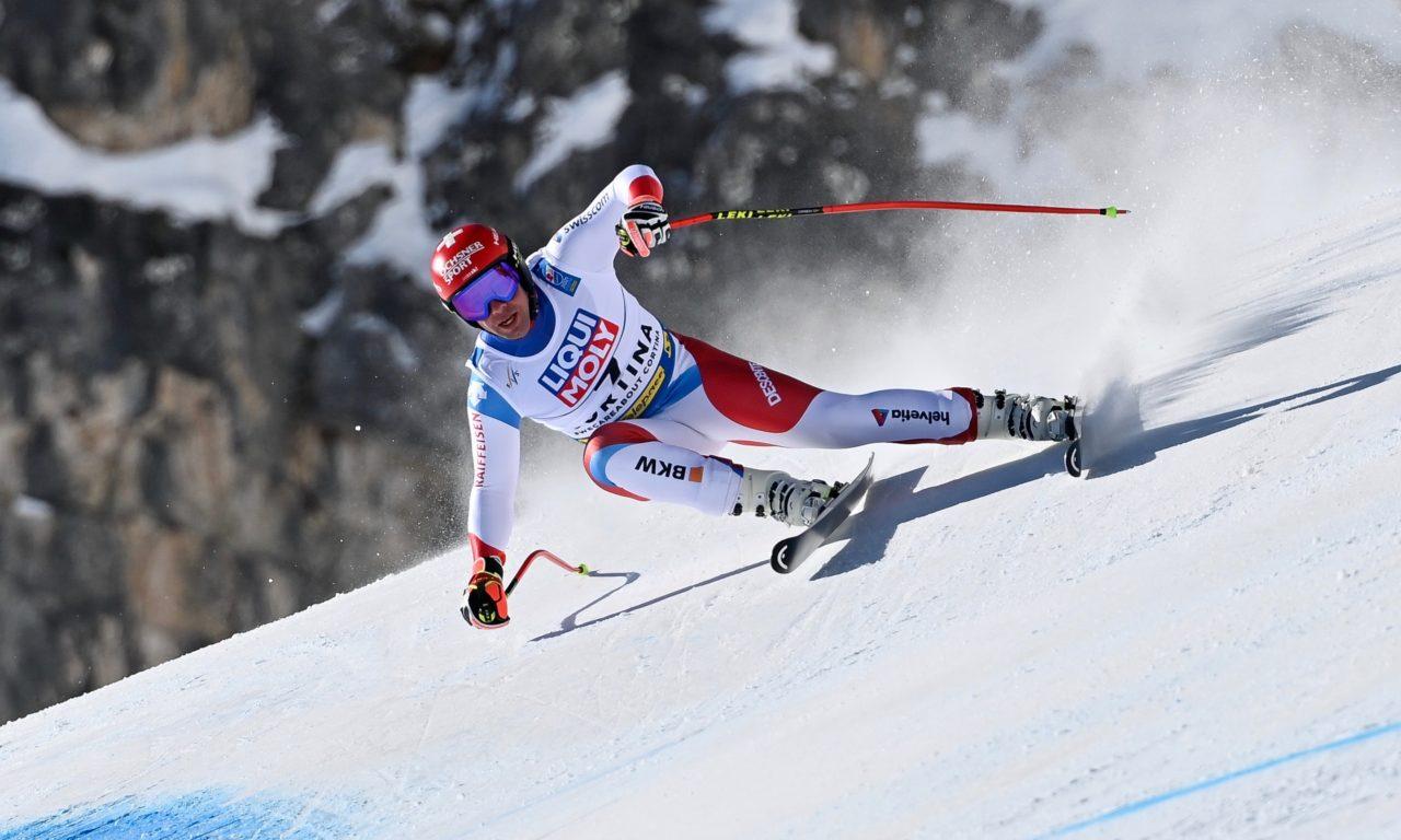 Beat Feuz offre une 200e médaille à la Suisse
