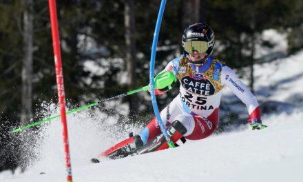 Les slalomeuses suisses entre rire et larmes