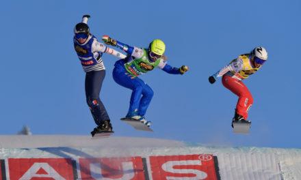 Les snowboardeurs suisses ratent le coche
