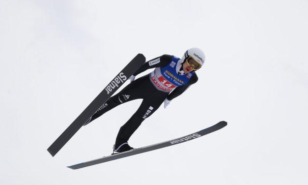 Simon Ammann, seul Suisse en évidence à Klingenthal