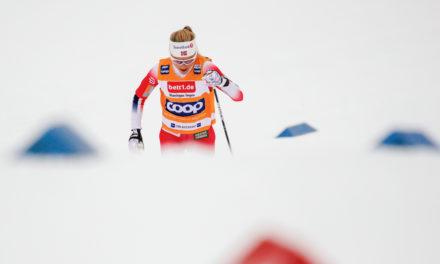 Therese Johaug impériale sur le skiathlon