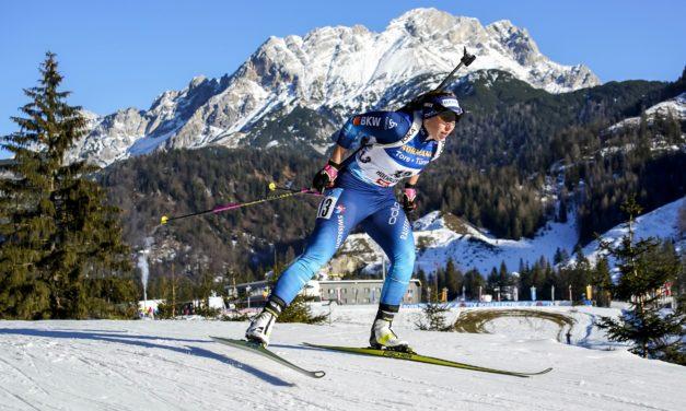 Lena Häcki retrouve le top 10 aux Mondiaux