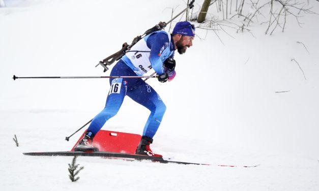 Benjamin Weger en fer de lance de l'équipe de Suisse
