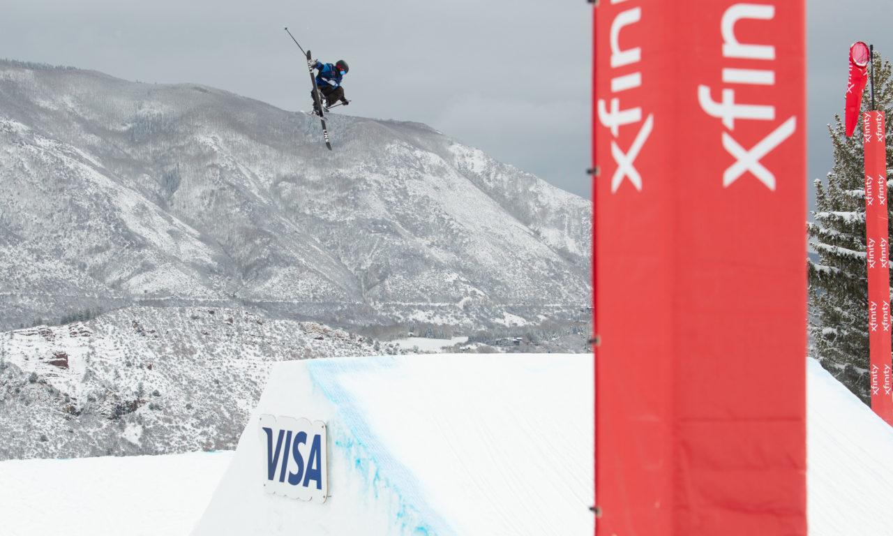 La surprise Kim Gubser en bronze à Aspen
