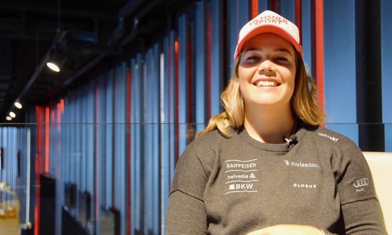 L'Après-Ski: Mélanie Meillard