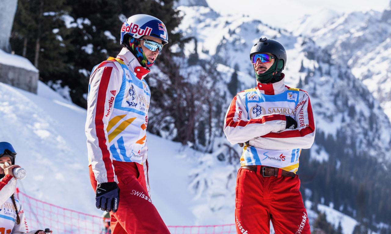 Les Suisses passent à côté des médailles