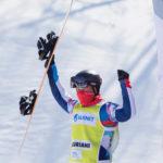 Kalle Koblet tient le premier podium de sa carrière