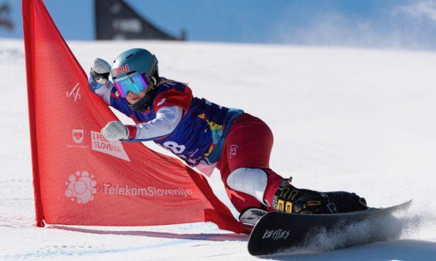 Camouflet pour les snowboardeurs suisses en Slovénie