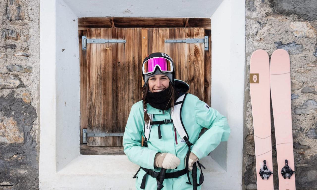 Zuzanna Witych, le sourire polono-valaisan de l'Xtreme