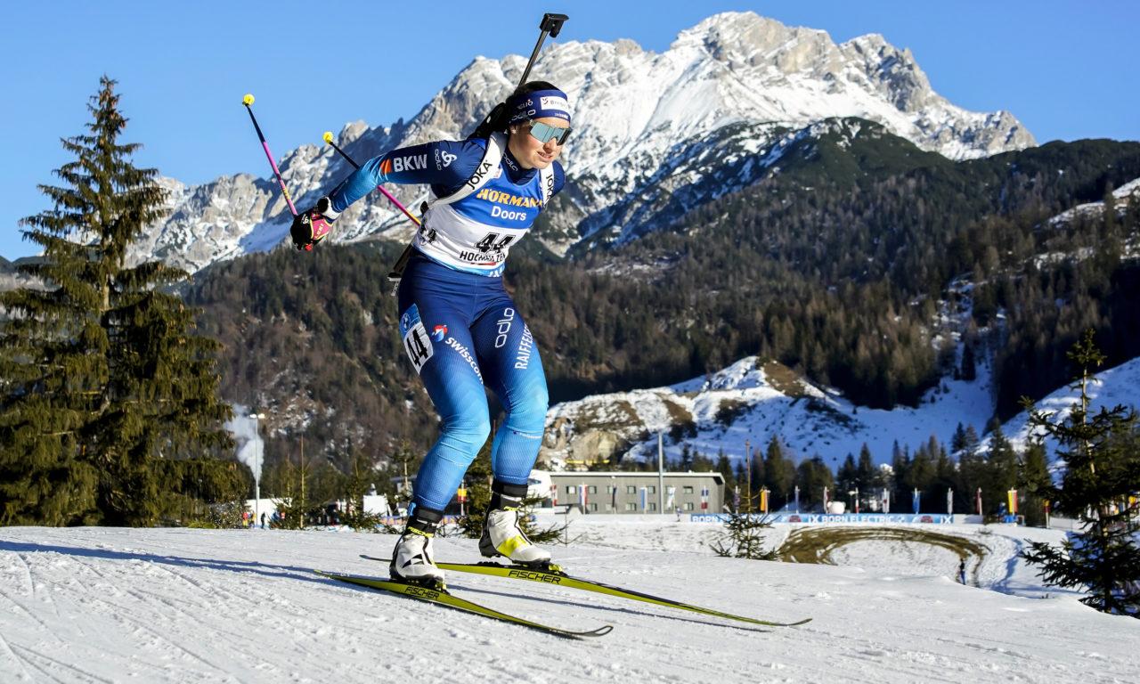 Plombé par son tir, le relais suisse termine 10e