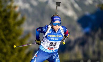 Elisa Gasparin et Niklas Hartweg surprennent