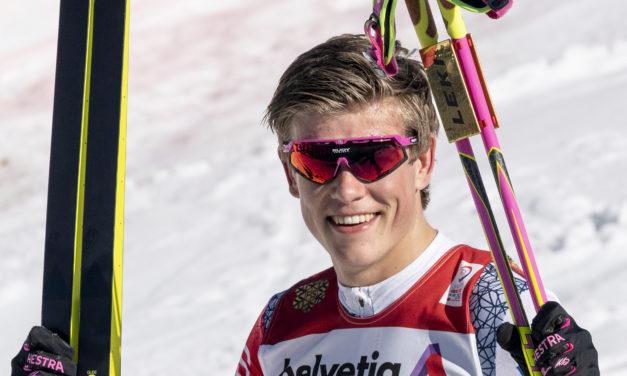 Klaebo au bout du suspense, les Suisses solides