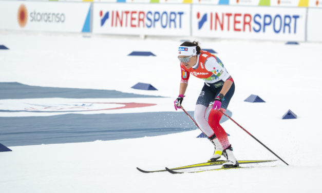 Heidi Weng s'impose, Nadine Fähndrich dans le top 10