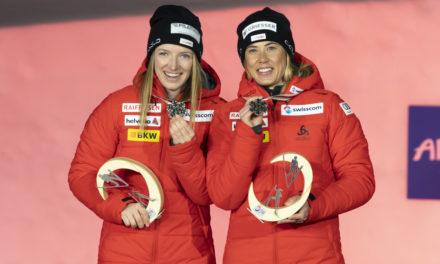 Onze Suisses pour les finales en Engadine