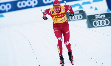 Alexander Bolshunov sans concurrence en Engadine