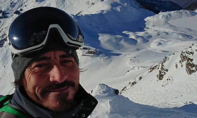 Le freeride en deuil, Mike Aeschbach est décédé