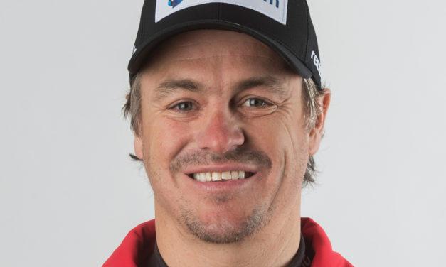 Jörg Roten futur coach d'Henrik Kristoffersen