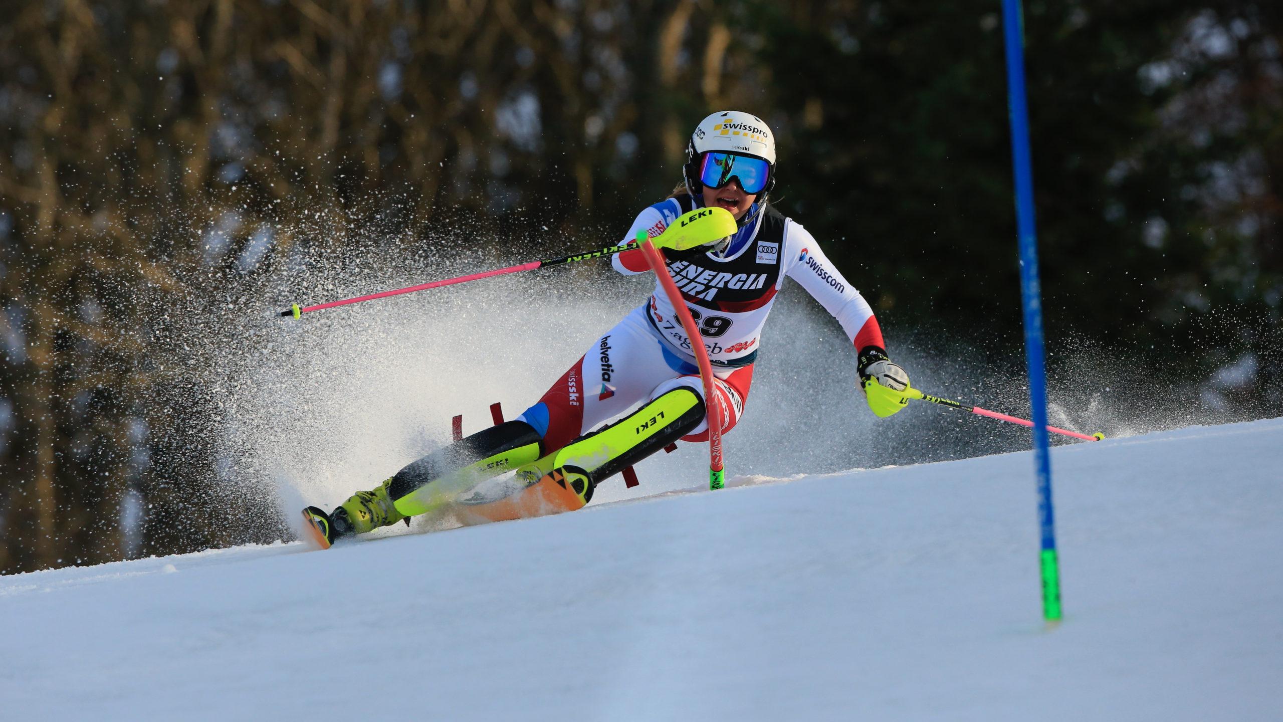 Charlotte Chable se donne une nouvelle chance | SkiActu.ch