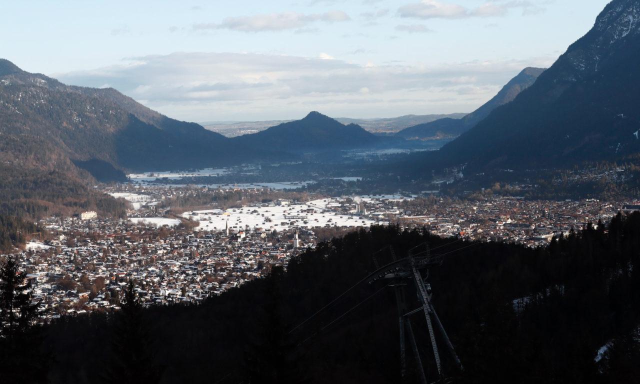 Garmisch-Partenkirchen vise bel et bien 2027