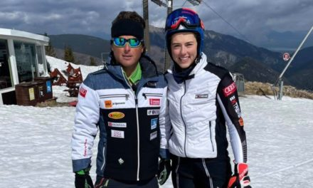 Mauro Pini nouvel entraîneur de Petra Vlhova