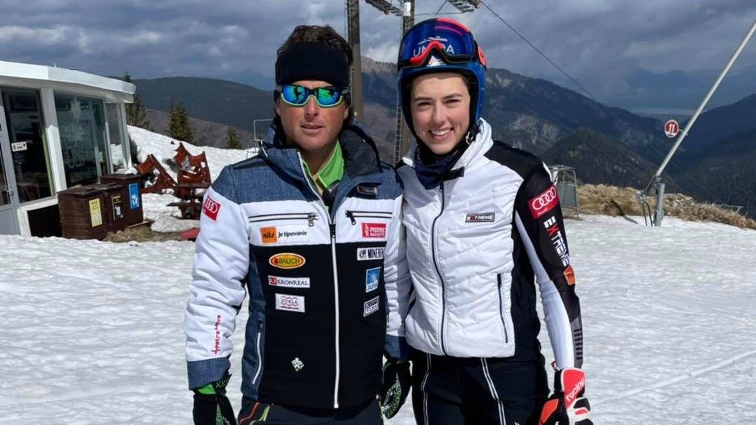 Mauro Pini nouvel entraîneur de Petra Vlhova | SkiActu.ch