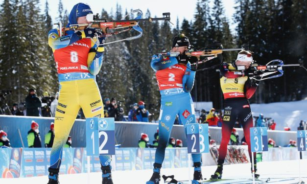 La Biélorussie privée de Coupe du monde de biathlon