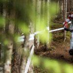Camille Rast, de l'élite du ski à celle du VTT
