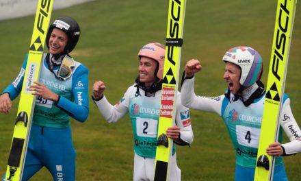 Deschwanden et Ammann sautent sur le podium à Courchevel