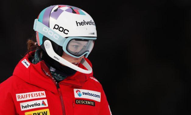 Michelle Gisin déjà de retour à Sölden?