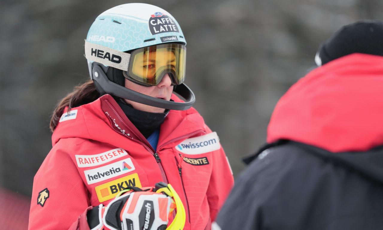Wendy Holdener va manquer le début de saison
